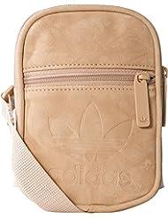 adidas Fest Bag Casual Bolso, Unisex Adulto, Verde Caqui (Caqlin), NS