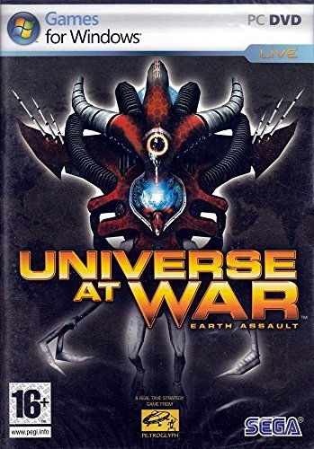 Universe At War: Earth Assault - PC by Sega