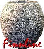 Weigands Sauna-Ei aus Speckstein I Kleiner Tiegel um ihn zwischen die Saunasteine zu stellen I Saunabrunnen I Entspannt die Sinne I Das Original nur von Weigand Wellness