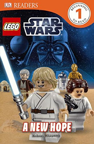 A New Hope (Lego Star Wars: DK Readers, Beginning to Read, Level 1)