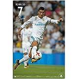 Grupo Erik Editores gpe5183–Poster 2017/2018mit Design Real Madrid Ronaldo, 61x 91.5cm