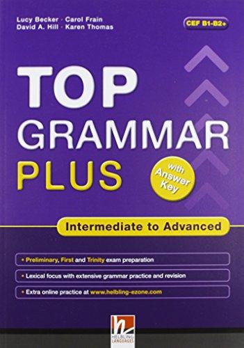 Top Grammar Plus Intermediate to Advanced by Rachel Finnie (4-Mar-2013) Paperback