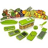Supreme Multi-Purpose 6 In One Fruits & Vegetables Chopper - B0787W8DX2