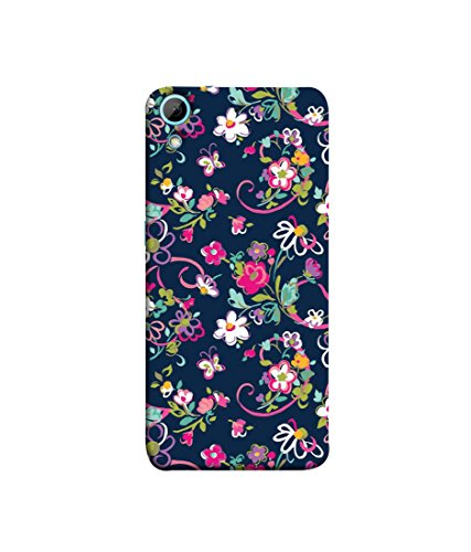 Kaira High Quality Printed Designer Soft Silicon Back Case Cover For HTC Desire 626(428)