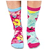 United Oddsocks Tropicool Socken - 6 verschiedene Socken für Frauen Gr. 37-42