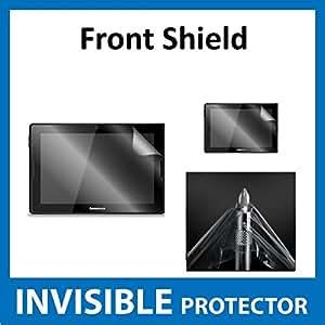 Lenovo A10–70A7600tablette avant Invisible Film protecteur d'écran (avant Shield inclus) de qualité militaire Protection Exclusive à Ace Étui