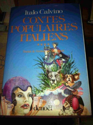 Contes populaires italiens, tome 4 : Les Îles