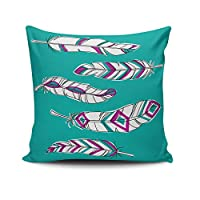 Spiffy Cushion Cover No Filling, Multi-Colour, 45 x 45 cm, 425SPF3174