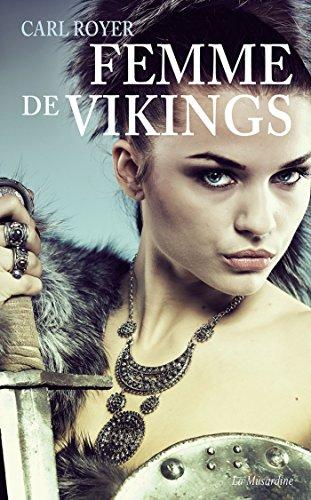 Femme de vikings par Carl Royer