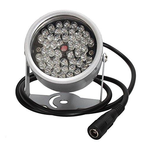 Preisvergleich Produktbild SODIAL (TM) – Strahler Infrarot 48 LED,  Leuchtelement Nacht für CCTV Kamera mit