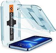 Spigen GLAStR EZ FIT [2 Pack] designed for iPhone 13 Pro MAX Screen Protector (6.7 inch) Premium Tempered Glas