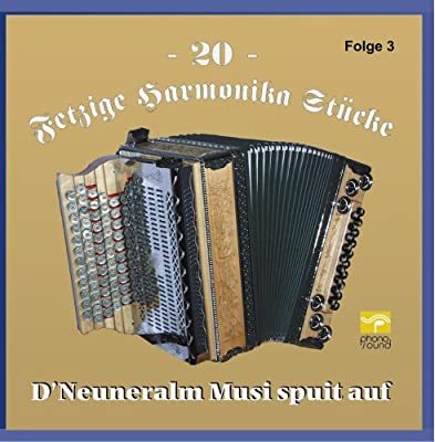 20 Fetzige Harmonika Stücke Folge 3
