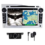 Android 8.1 Double 2 Din Car Stereo CD DVD system DAB+ Capacitive Touch