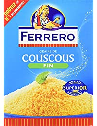 Ferrero Couscous Fin 500 g - Lot de 3