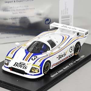 SPARK 1/43 Nimrod Aston Martin Le Mans 84 # 31 R.Mallock / D.Olson / D.Att (japan import)