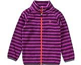 Color Kids.103229, fleece Jacke Vilbur, Dark Purple, 122