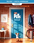 The Secret Life of Pets [Blu-ray] [2015]