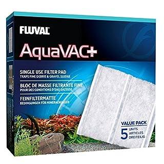 Fluval Fine Foam for Aquavac Vacuum Cleaner for Aquarium 5Pcs