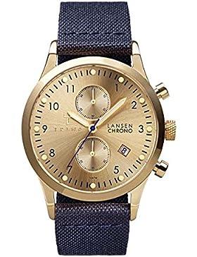 Triwa Unisex Erwachsene-Armbanduhr LCST103-CL060713