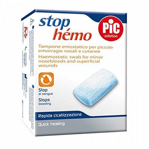 Stempelkissen Handgelenkband Stop Hemo (Artsana Pic) - Kornblume-extrakt