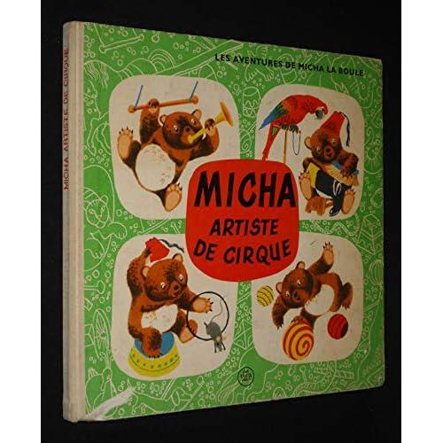 Micha, artiste de cirque