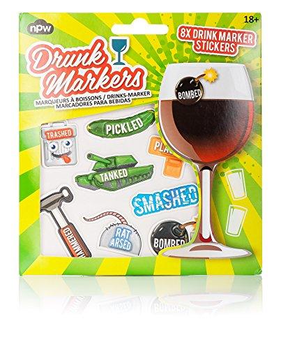NPW Geschenke, Drunk Partei Drink Marker