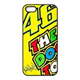 Valentino Rossi iPhone 5 5s Cell Phone Case Black Phone Accessories SH_594926