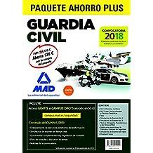 PAQUETE AHORRO PLUS Guardia Civil 2018