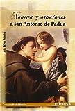 Novenas y Oraciones a San Antonio de Padua