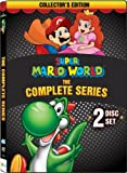 Super Mario Bros/World: Smb World Complete Series [DVD] [Region 1] [US Import] [NTSC]