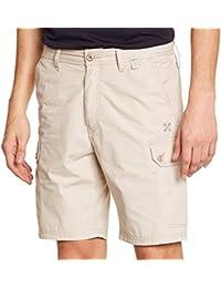 Short Cargo Coton Demi Elastique Marfac Gravier - Oxbow
