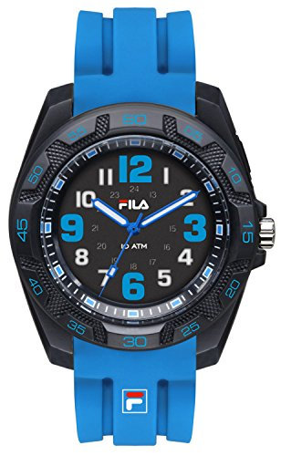 Fila unisex orologio da polso analogico al quarzo 38-099-004filastyle Blu