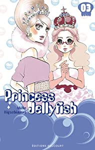 Princess Jellyfish Edition simple Tome 3