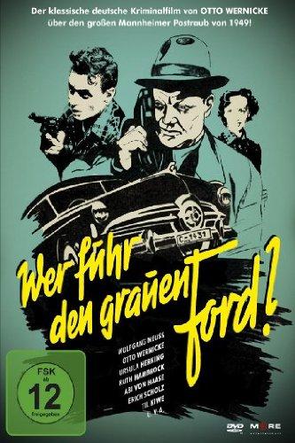 Wer fuhr den grauen Ford?