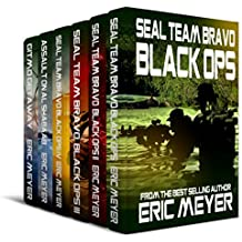 SEAL Team Bravo: Black Ops - Box Set (Books 1-6)