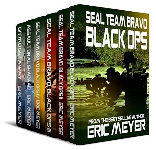 SEAL Team Bravo: Black Ops - Box Set (Books 1-6)