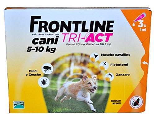 frontline-tri-act-5-10-kg-antiparassitario-per-cani-di-piccola-taglia