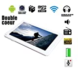 G-Anica Tablette tactile 9'- Android 4.4.2, Dual Core, (1024x 600HD, Double...
