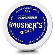 Musher's Secret Pet Paw Protection Wax, 60 Gram