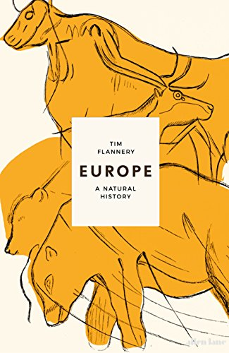 Europe: The First 100 Million Years (English Edition)
