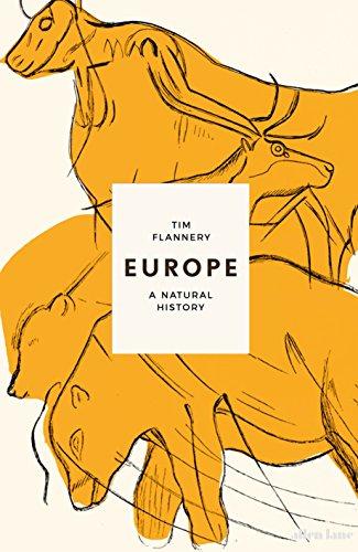 Europe: A Natural History (English Edition)