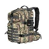 Vihir Zaino tattico Militare 40L - Esercito Molle Bug out Bag Sport Zaino Outdoor per Escursioni all'aperto Escursionismo Camping Trekking Caccia, CP
