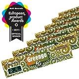 10paquetes Greengo Slim sin blanquear