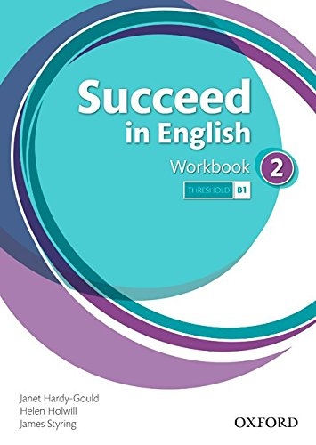 Succeed In English 2: Workbook - 9780194844048