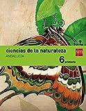 Ciencias de la naturaleza. 6 Primaria. Savia. Andalucía - 9788467575927