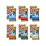 Lot de 12 barres Clif Bar Variety