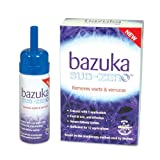 Bazuka Sub Zero Verucca & Wart Removal Treatment 50ml immagine