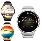 Y1 Smart Watch support Nano SIM Card and TF Card With Whatsapp and Facebook & Twitter APP smartwatch on sale Y1 Smart Watch Features: CPU: MTK6261D Screen: Touch Screen ,1.54 inches IPS ,240*240 pixel Battery: 280mAh Moto: 0827 TF Card : MAX supp...