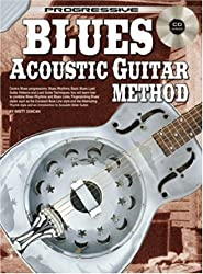 Blues Acoustic Guitar Method