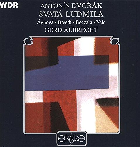 Svatá Ludmila, Op. 71, B. 144: Já hledala jsem zári tohojitra